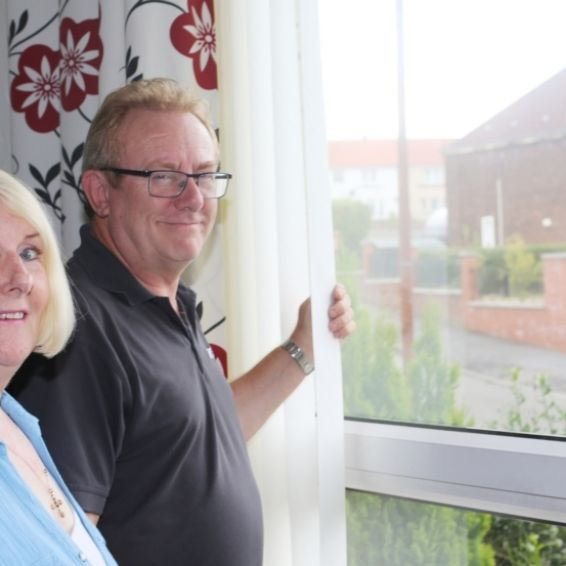 GHA has installed new windows in many homes