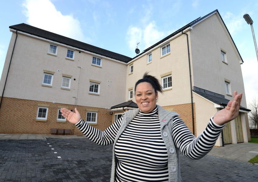 Tenants are delighted with new homes at Ferry Village