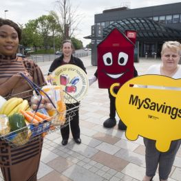 Tenants back MySavings scheme