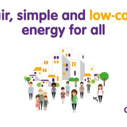 Our Power fair and simple
