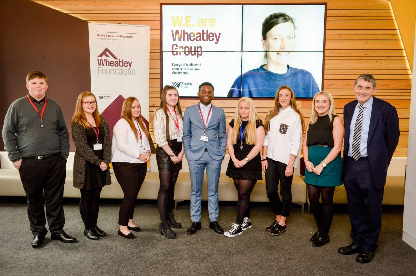 41 young people sign up for apprentice programme