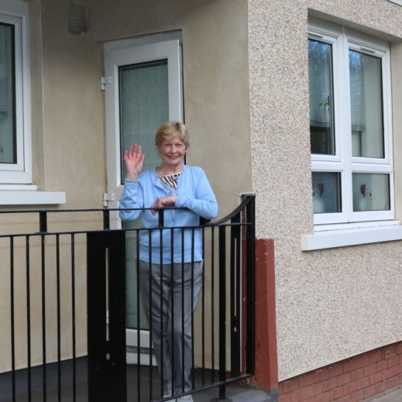 Tenants are delighted with the investment work