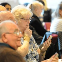 Tenants have their say at engagement event