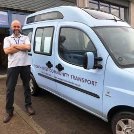 South West Community Transport look for volunteer drivers