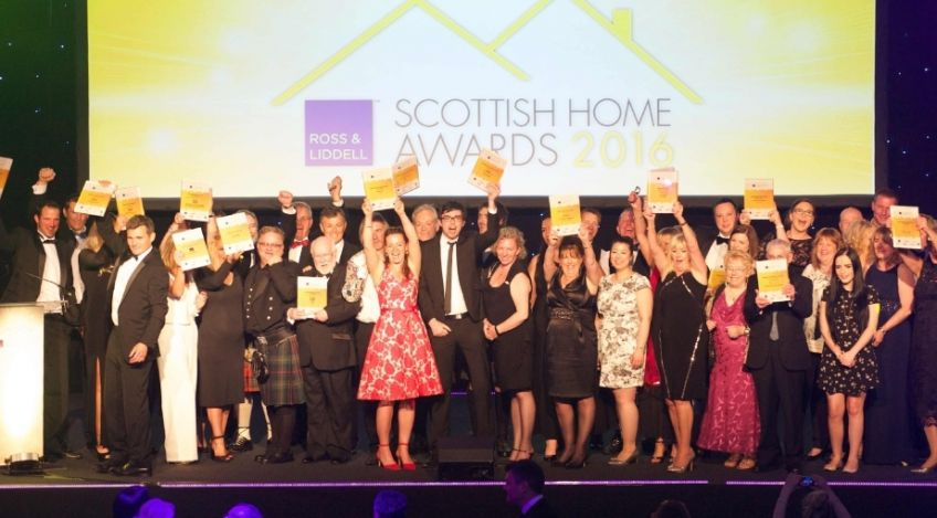 Scottish Home Award success 2016