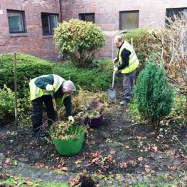 our environmental teams are hard at work over the winter
