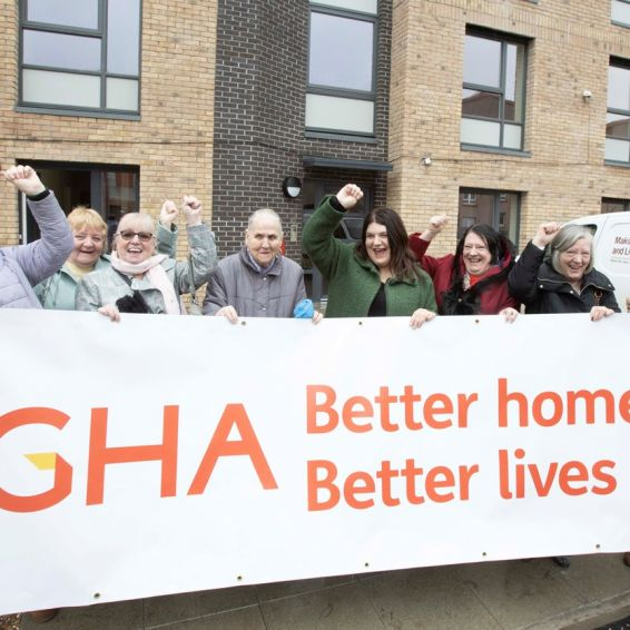GHA celebrates 3000th home