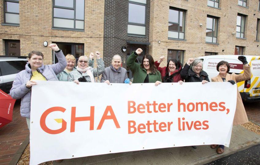 GHA celebrates 3000th home