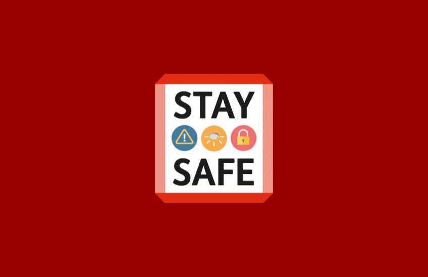 Stay Safe news story