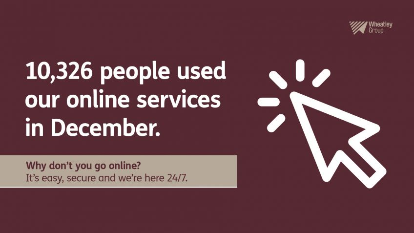Why don't you use our online services