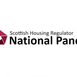 Scottish Housing Regulator panel logo
