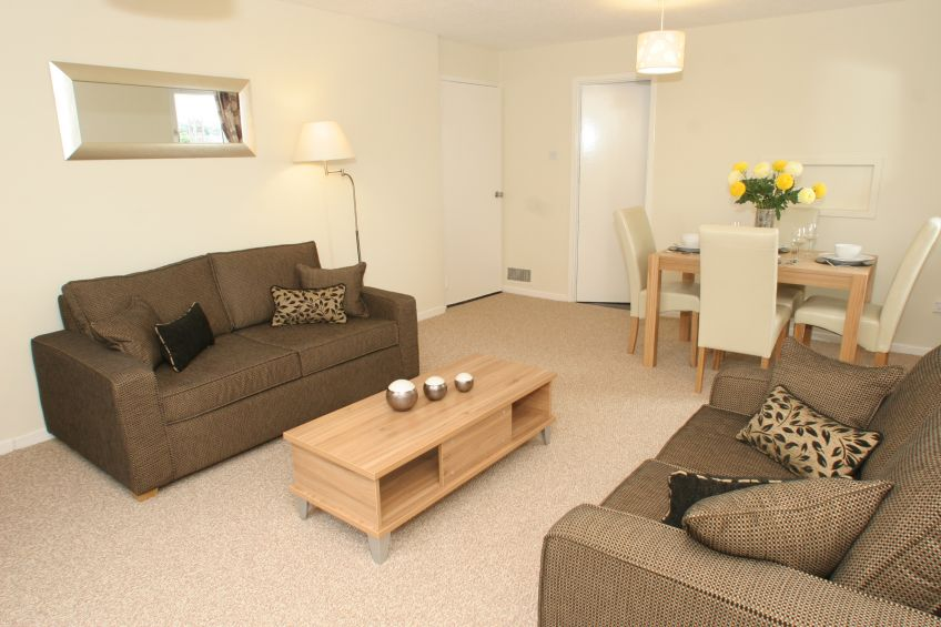 Genial Furnished Lets Living Room. There Are Two Furniture Packages ...