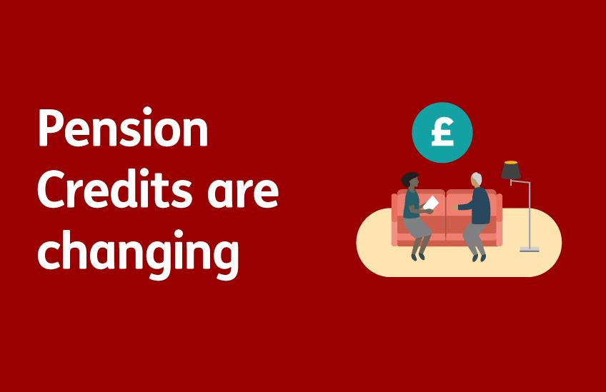 Pension Credit is changing
