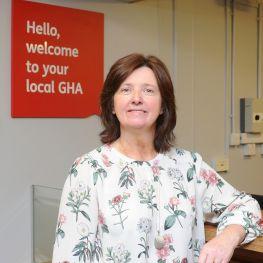 GHA Chair Bernadette Hewitt