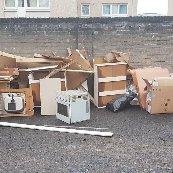 Dumping rubbish can be dangerous