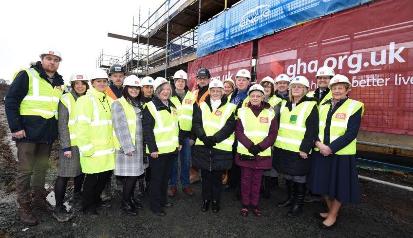 Auchinlea Road new-build large group